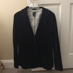 Black Velvet blazer/jacket